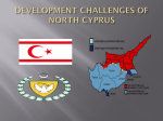 Development Challenges of North Cyprus and the
