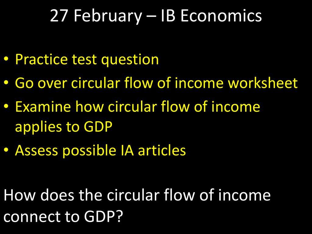 File - IB Economics