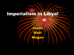 Libya gains Independence