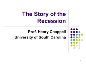 Lecture 10. Chapter 11 - Henry W. Chappell Jr.
