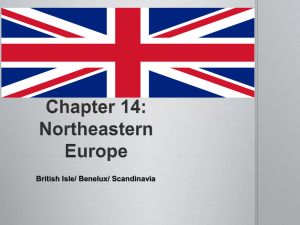 Chapter 14: Northeastern Europe