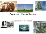 Sustainable cities of future