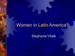 Women in Latin America