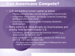 Can Americans Compete?