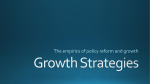 Growth Strategies - The Swiss Global Economics