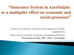 CESD_Insurance_Secto.. - Center for Economic and Social