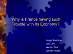 Why is France having such Trouble with Its Economy?