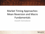 Session 33- Market Timing Indicators II