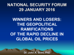 Geopolitical Ramifications PowerPoint