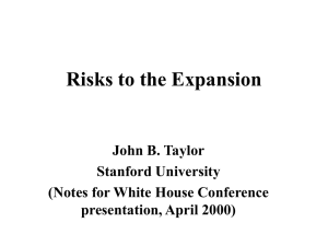 Risks+to+the+Expansion++(White+House+Conf+April+2000).