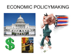 economic policymaking - Kenston Local Schools