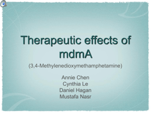 mdmA - Department of Cognitive Science