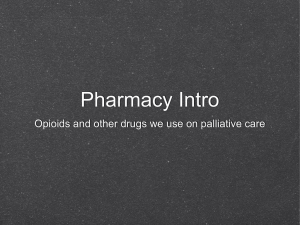 Pharmacy Intro