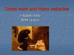Street work and Harm reduction