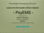 PsyEMS - Multidisciplinary Association for Psychedelic Studies