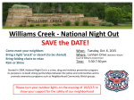 2015 National Night Out Save Date