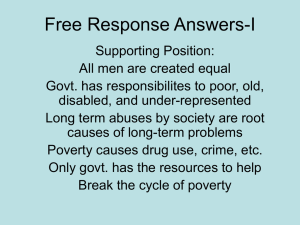 Free Response Answers - Mr. Ognibene`s AP Government Page