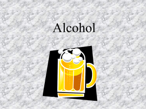 Alcohol - Henry County Schools
