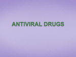 anti viral drugs
