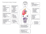 Physiological changes in respiratory function associated with ageing