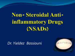NSAIDs not 4 322