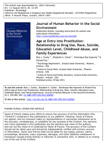 This article was downloaded by: [ECU Libraries] Publisher: Routledge