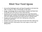 Meet Your Food Jigsaw