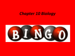 Chapter 7 Biology
