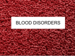 red blood cells - Crestwood Local Schools