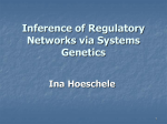 An introduction to Genetical Genomics and Systems