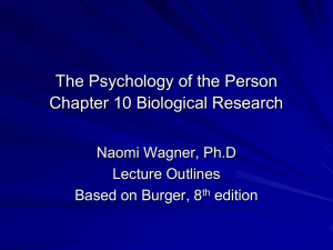 The Biological Research