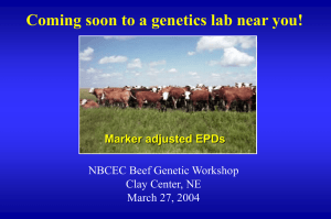 U.S. Meat Animal Research Center (MARC)