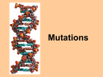 Mutations - Fort Bend ISD