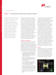 MoFlo Fluorescence Resonance Energy Transfer E T