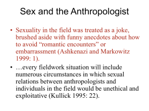 sex and the anthro