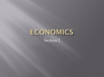 Economics - Round Lake Middle School