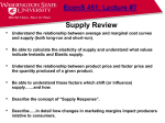 Supply Review - Livestock Economics