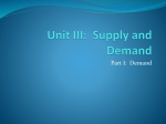 demand ppt - King Miller`s Wiki