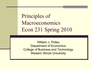 econ231_1 - William J. Polley