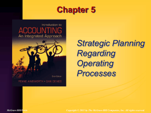 PowerPoint for Chapter 5