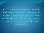 WWW+Internet+networking - Edulink