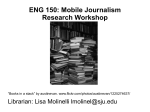 FYS 198: Research Workshop