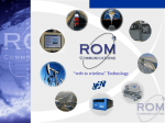 ROM`s Data System  - ROM Communications Inc.