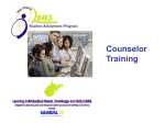 Counselor Training
