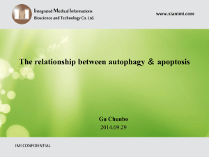 1 Introduction of autophagy