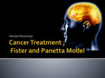 Cancer & Mathematical Modeling