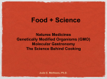 Food + Science - Brian D'Amico