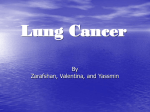 Lung cancer - Home Planet