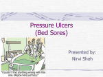 Pressure Ulcers (Bed Sores)