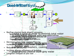 Wastewater Treatment: MFCs